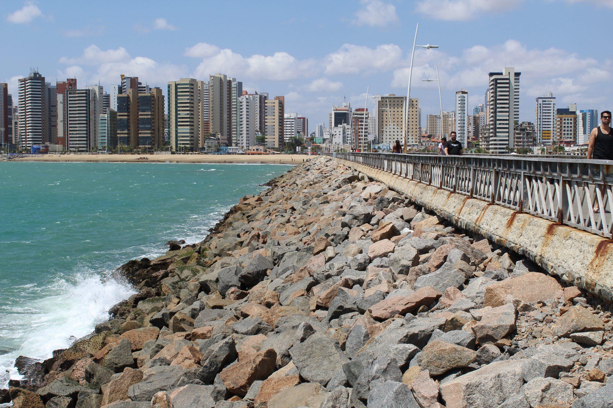 Praias em Fortaleza – CE